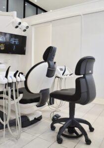 サンキューデンタルクリニックの診療室1